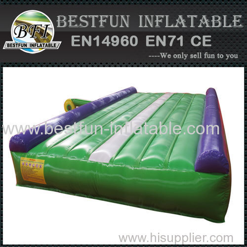 small inflatable air track for sale
