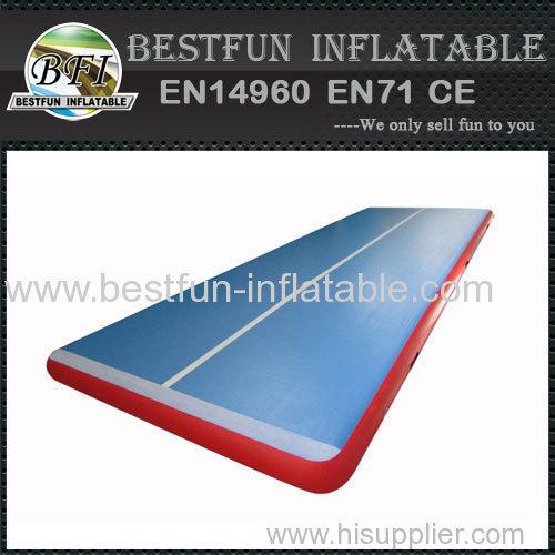 OEM air track factory /air floors inflatable