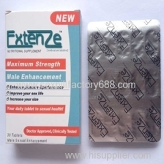 male pills EXTENZE hot sexual products