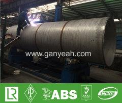 Tubo rotondo in acciaio AISI Inox