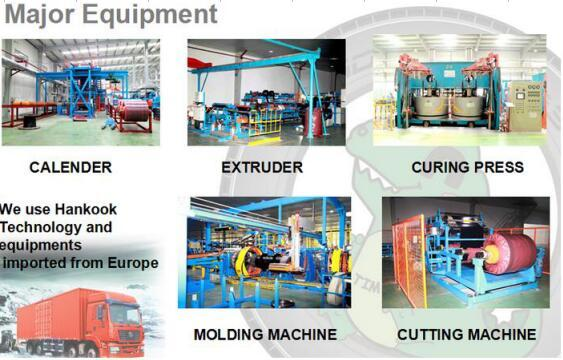 Factory Main Equipments