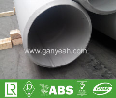 Beveled End Welded ss pipes tubing