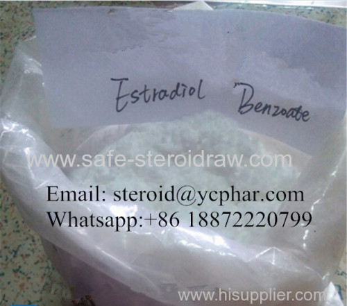 Female Hormone Powder Estradiol Benzoate CAS 50-50-0