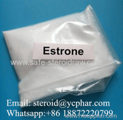 Estrone Raw Material Female Hormore CAS No 53-16-7