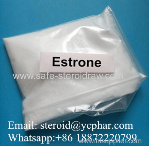 Estrone Raw Material Female Hormore CAS No 53-16-7