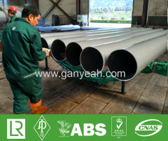 UNS S32100 steel pipe tube