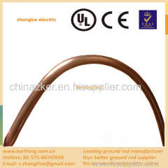 high tensile strength copper grounding rod