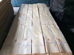 Species: knotty pine veneer