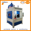 Rotating Batch Automatic Turntable Sand Blasting Equipment Suitable for Chimney Glass Crafts