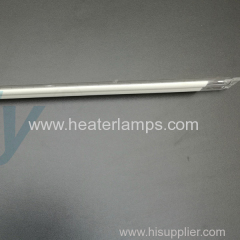 infrared heater lamps with ceramic coating