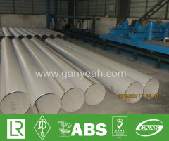 TIG Welded ASTM stainless steel a304 tube