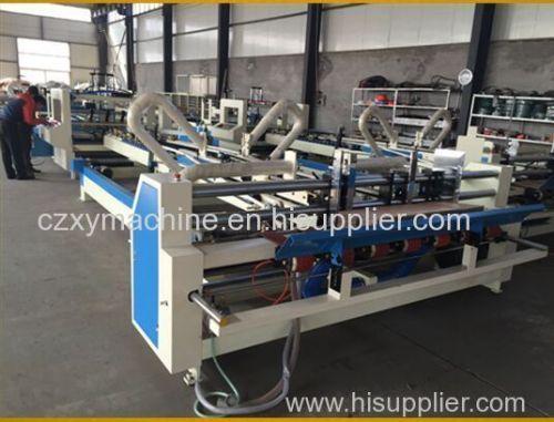 Automatic folder & gluer machine/box making machine
