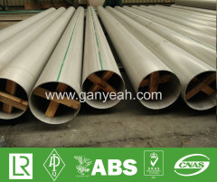 Round ASTM A312 304 Schedule 40 Steel Pipe
