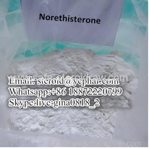 Gestodene Female Progesterone Hormone Estrogen Steroid
