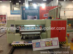 High speed carton printing machine for corrugated cardboard making/Automatic printer with slotter and rotary die cutter