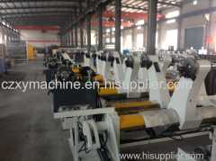 Full automatic corrugated cardboard production line/Corrugated cardboard making machine