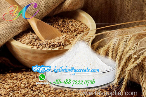 Wheat Starch CAS No. 9005-25-8 Food grade