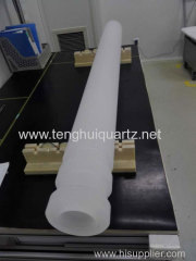 Optical fiber handle tube