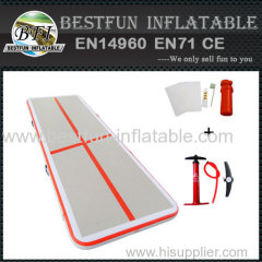 Gymnastics air tumble track mattress