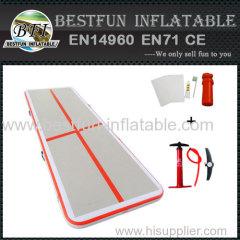 Gymnastics air tumble track mattress