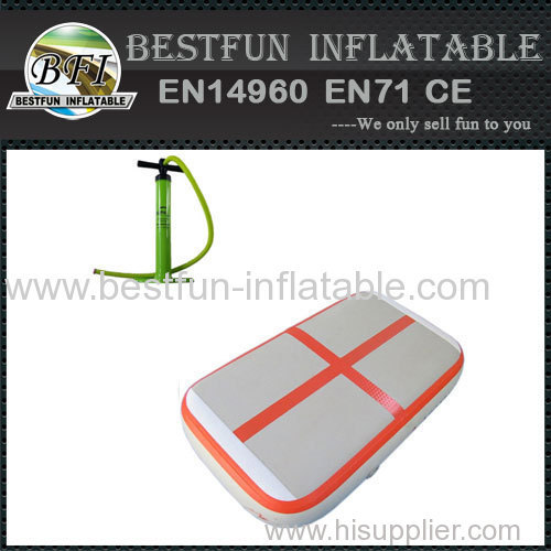 professiona Gym inflatable jumping mat