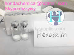 99% Peptide hexarelin Lyophilized peptide 2mg High purity 140703-51-1 for Fat loss