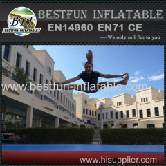 Factory Supply 1m long Mini Inflatable Air Track
