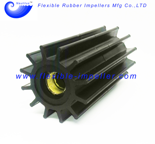 Raw Water Pump Impellers replace M.A.N Marine Engine Impeller 51.06506.0127 / 51.06506-0127Fits V12-1800Cr Huge Impeller