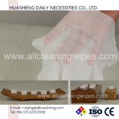 Compressed magic tissue tablet tissue
