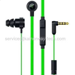 Wholesale Razer Hammerhead Pro V2 In-Ear Binaural Wired Mobile Headset Earphones New Best Gift