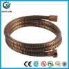 Copper stainless steel hose