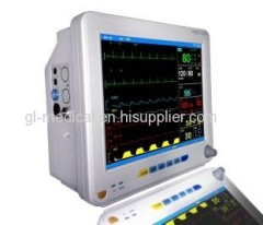 CE Proved handheld Multiparameter patient monitor & veterinary monitor