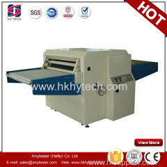 eleric garment fabric fusing machine