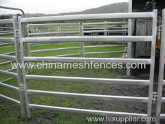 Australia heavy duty cattle fence panels paddock