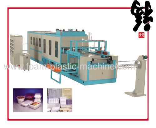 Top sell ps take away plate making machine