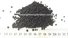 Leonardite organic humus granule