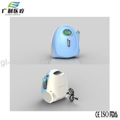 Breathing Apparatus oxygen concentrator with humidifier cup