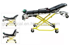 Multi-level Mobile Transporter Cot Stretcher