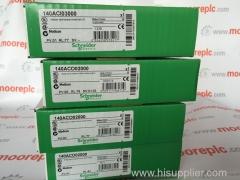 Schneider BMXDRA1605 discrete output module M340 - 16 outputs - relay - 24 V DC