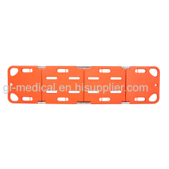 Medical Folding Spine Board Stretcher
