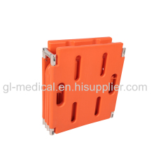 Fast immobilization device Folding Spine Board
