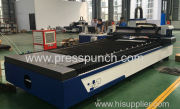 sheet metal 500W CNC Laser cutting machine exported to USA