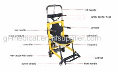 Power evacuation stair chair wheel chair