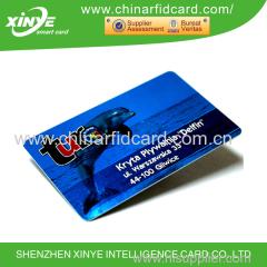 13.56MH Ntag213 / Ntag215 / Ntag216チップ印刷可能なnfcブランクカード