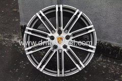 21 INCH STAGGER SIZES PORSCHE MACAN OEM FACTORY WHEEL RIM