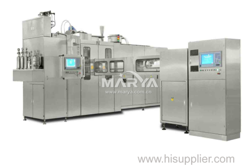 BFS Blow Fill Seal Machinery Factory