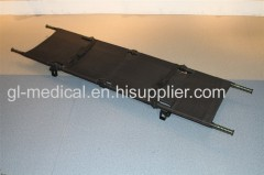 Carbon fiber military folding stretcher with excellent heat resistance