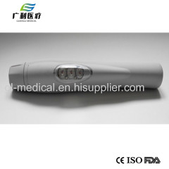 Handheld medical vein viewer