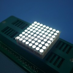 8*8 dot matrix;white dot matrix; 8 x 8 dot matrix white ; white led dot matrix
