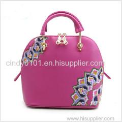 New Mini embroidery Handbag Shell Bag Shoulder Bag Messenger Bag Ladies Handbag